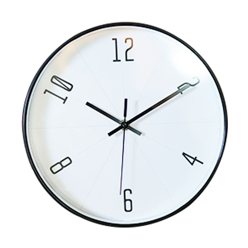 Horloge classic scandinave 1