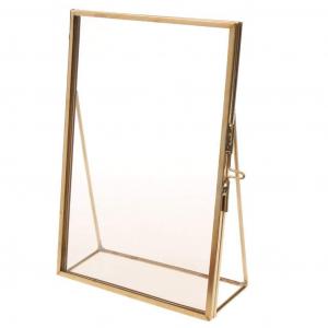 cadre antique transparent