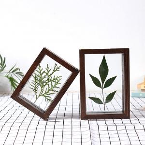 cadre transparent en bois 2